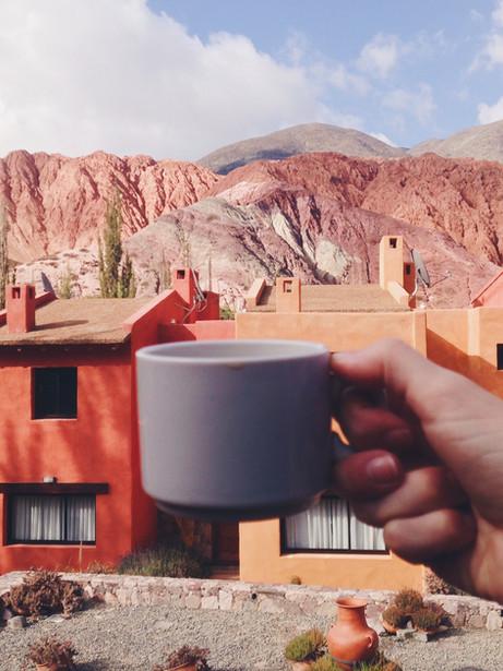   Austral no Atacama - Diário de Bordo: Purmamarca a San Pedro de Atacama  