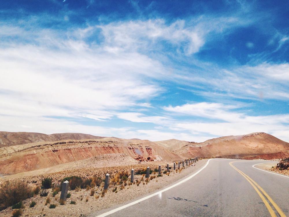 Ruta 52, Argentina - 2015 - Foto Raquel Bloomfield