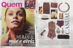 Revista Quem Acontece - 28/04/2017