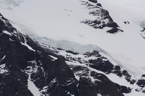 Zoom montanha Torres del Paine - Chile -