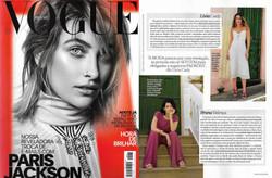 Revista Vogue Brasil - Janeiro 2018