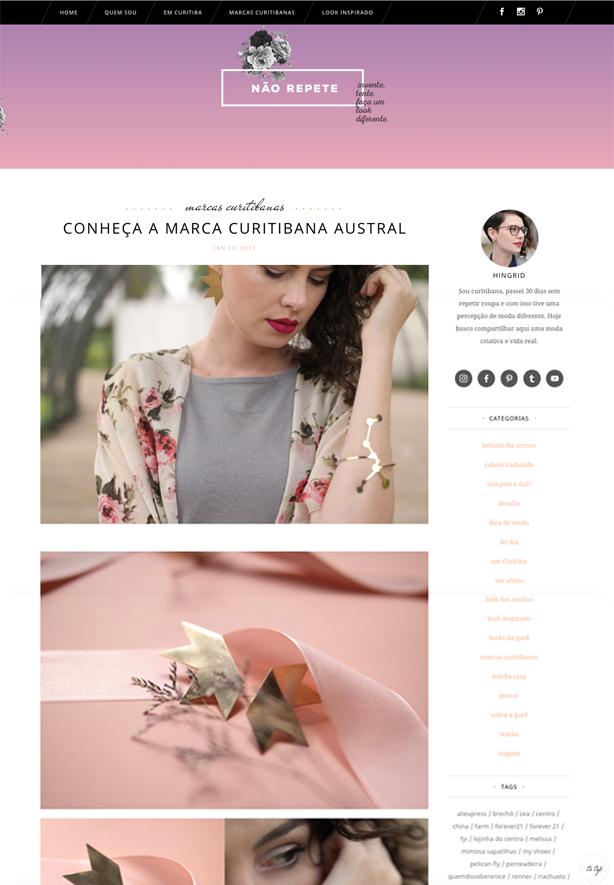 Blog Não Repete