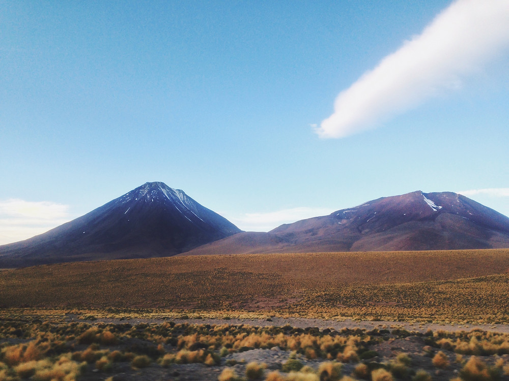 Volcán Licancabur - Desierto de Atacama, Chile - 2015 - Foto Raquel Bloomfield