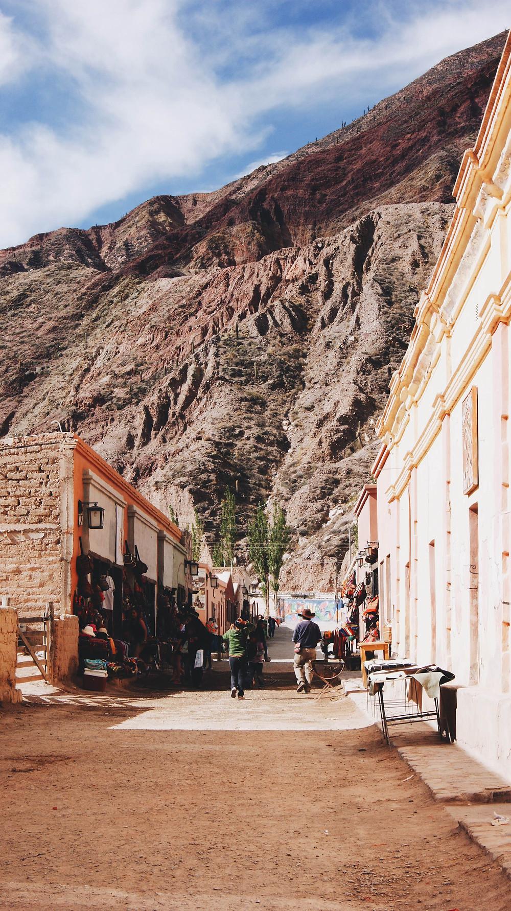 Centro de Purmamarca, Argentina - 2015 - Foto Raquel Bloomfield
