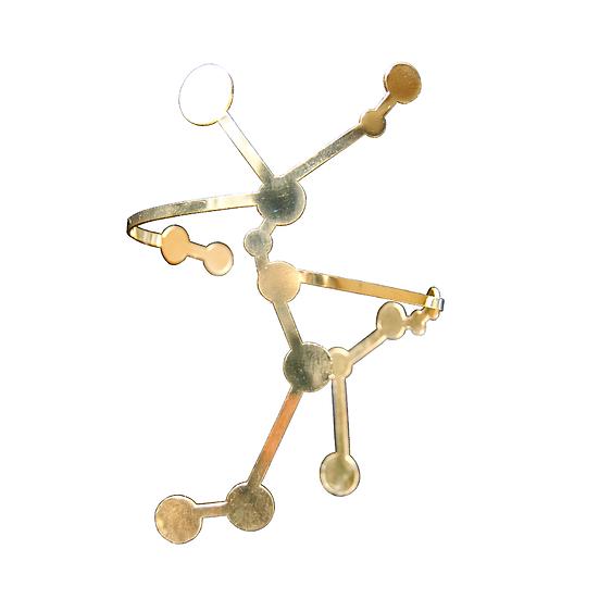 Bracelete Centauro Ouro