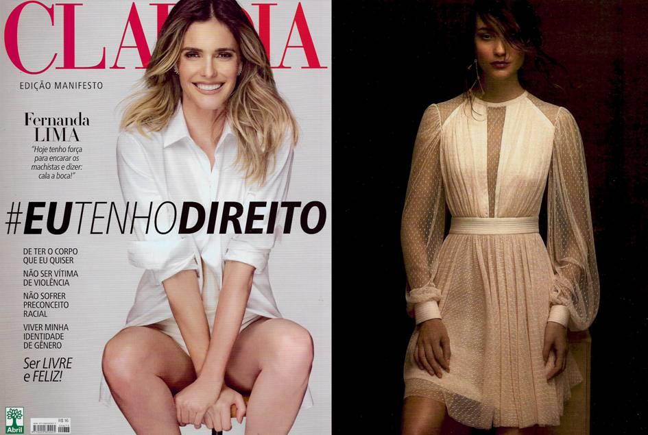 Revista Claudia - Outubro 2017