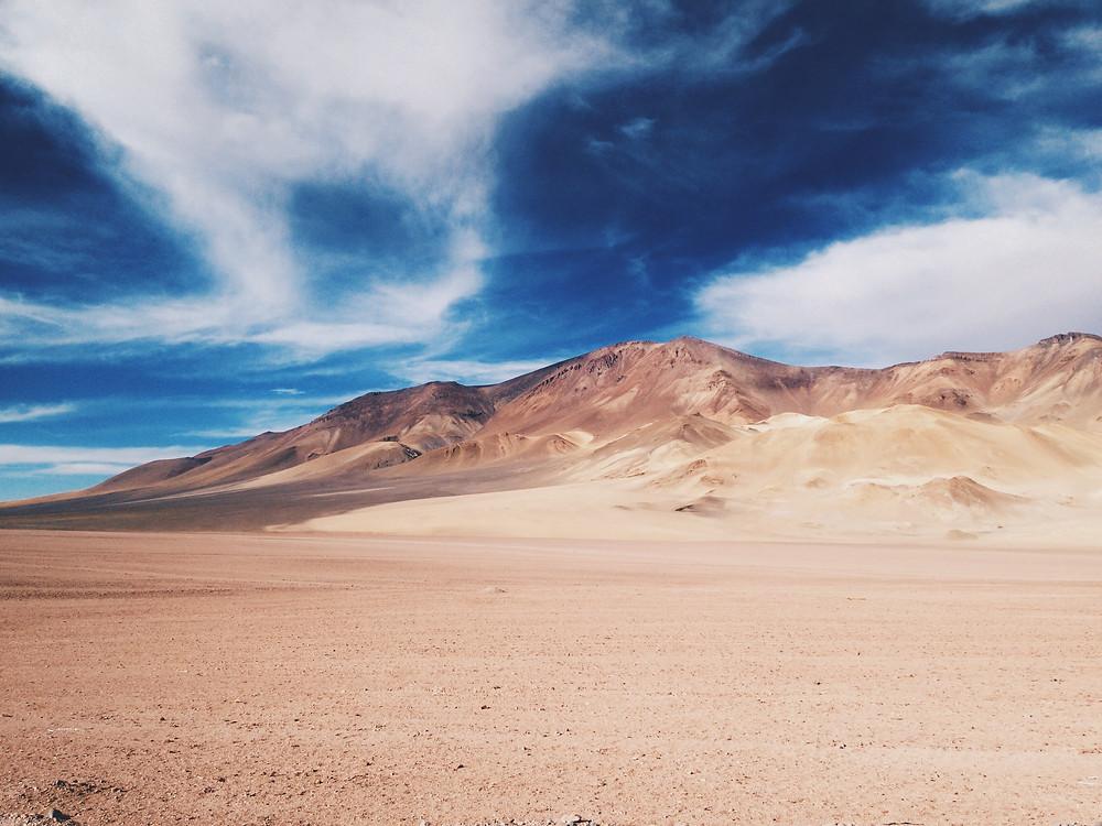 Desierto de Atacama, Chile - 2015 - Foto Raquel Bloomfield