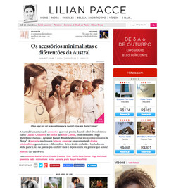 Site Lilian Pacce