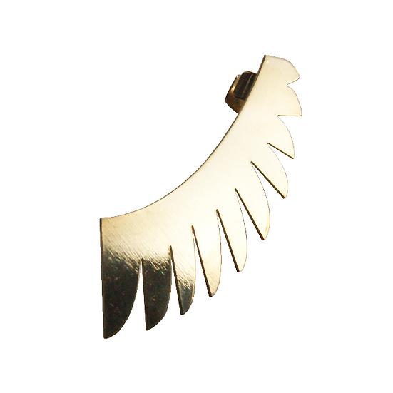 Earcuff Condor Ouro
