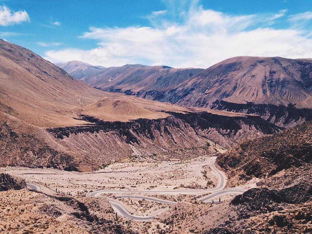 Cuesta del Lipán, Argentina - 2015 - Foto Raquel Bloomfield