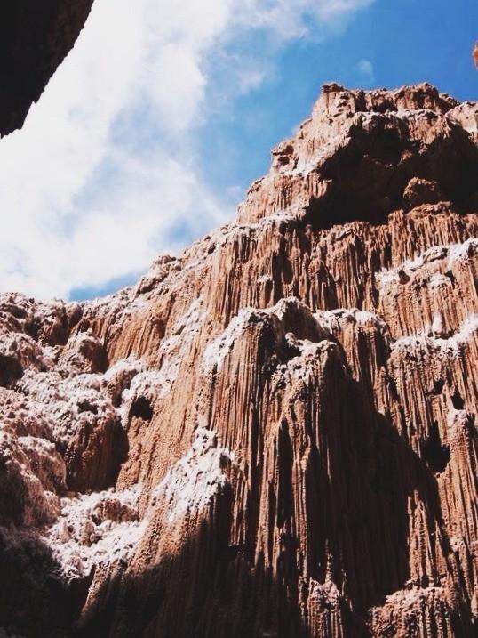 Caverna de Sal - Valle de la Luna, Atacama    | Austral Acessórios |
