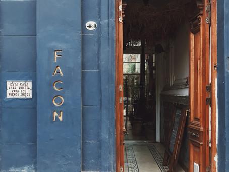 | Guia Buenos Aires | Design | Facon