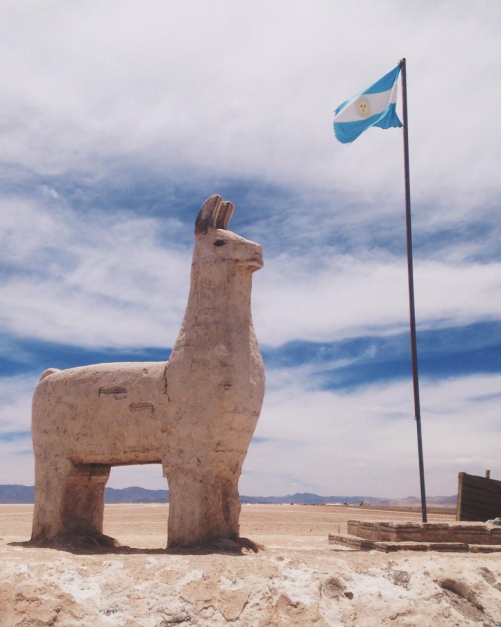 Salinas Grandes, Argentina - 2015 - Foto Raquel Bloomfield