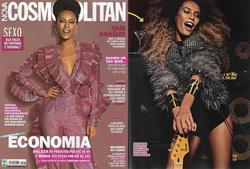 Revista Cosmopolitan - Abril 2017