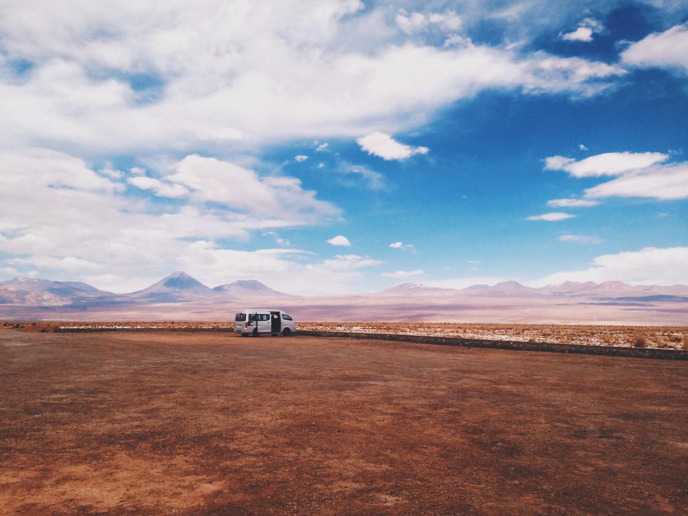 Laguna Cejar - Atacama     | Austral Acessórios |