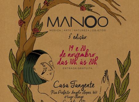| MANOO - 3 edição |