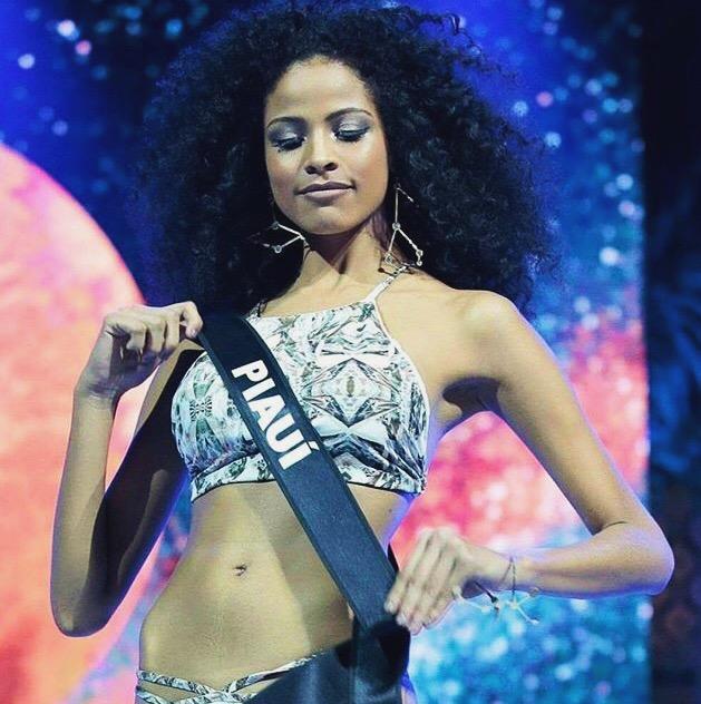 Miss Brasil 2017, Monalysa Alcântara - Foto Rafael Cusato