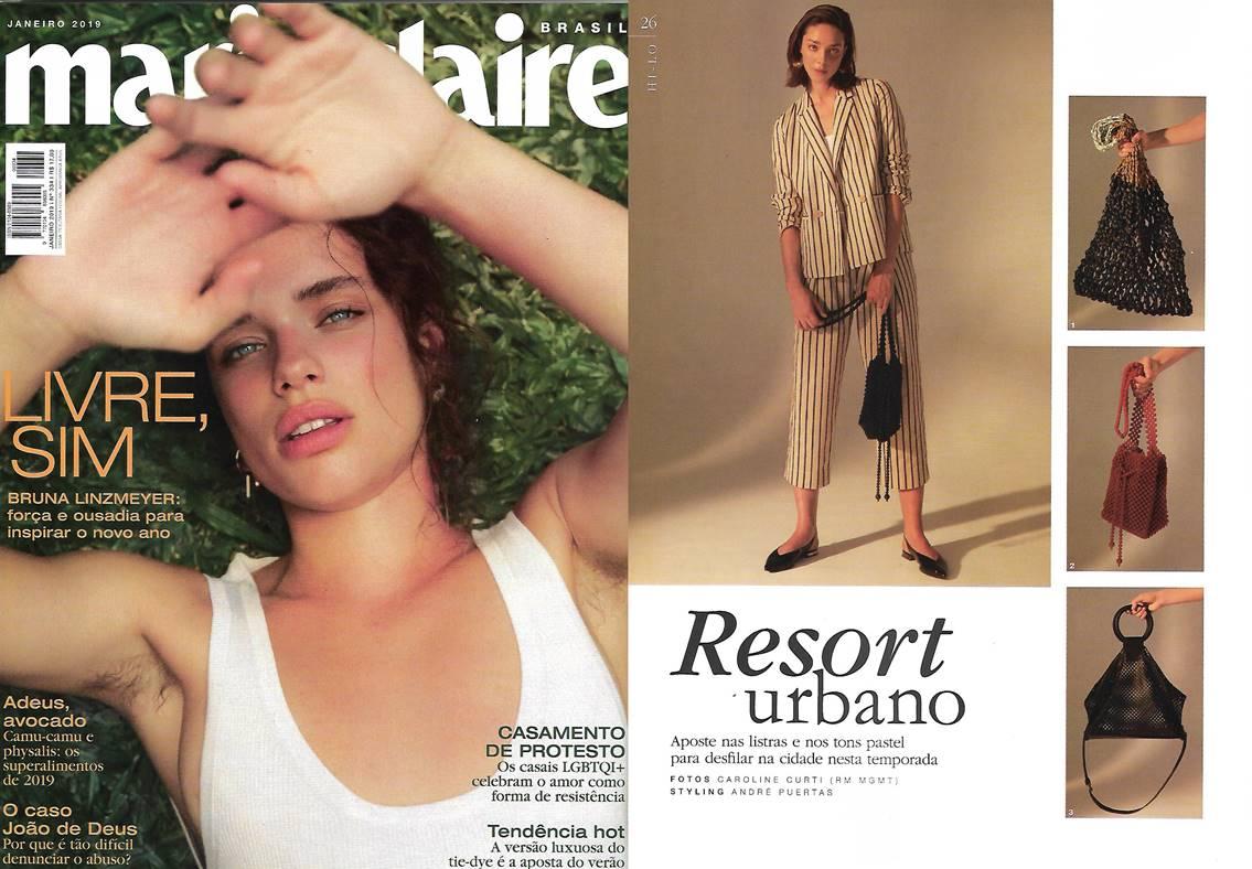 Revista Marie Claire Janeiro de 2019
