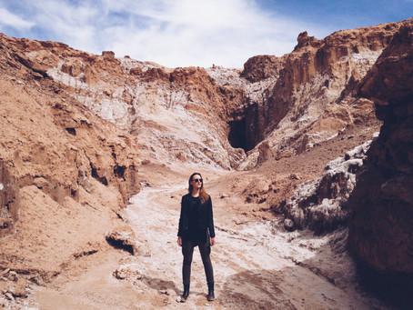| Austral no Atacama - Diário de Bordo: San Pedro de Atacama |