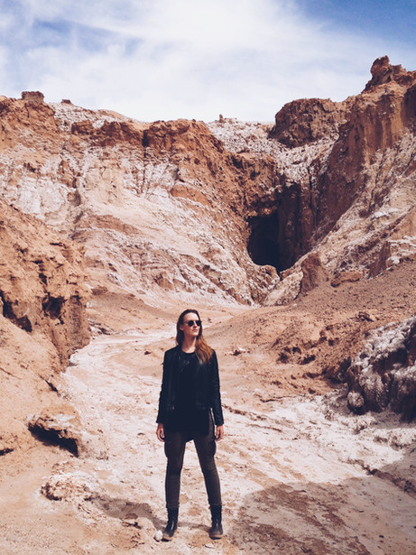   Austral no Atacama - Diário de Bordo: San Pedro de Atacama  