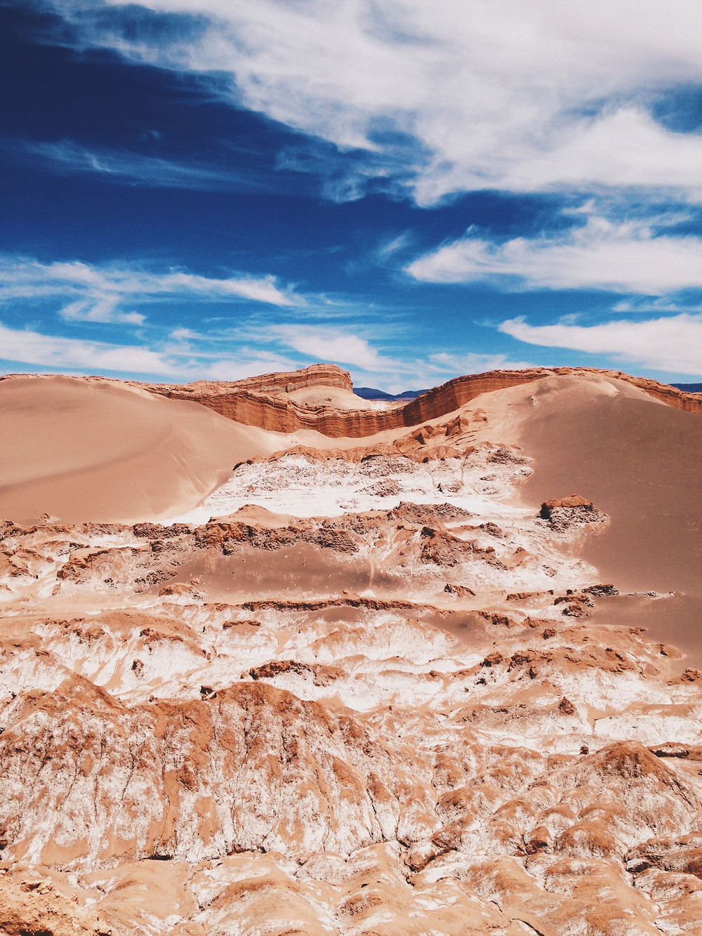 El Anfiteatro - Valle de la Luna, Atacama   | Austral Acessórios |