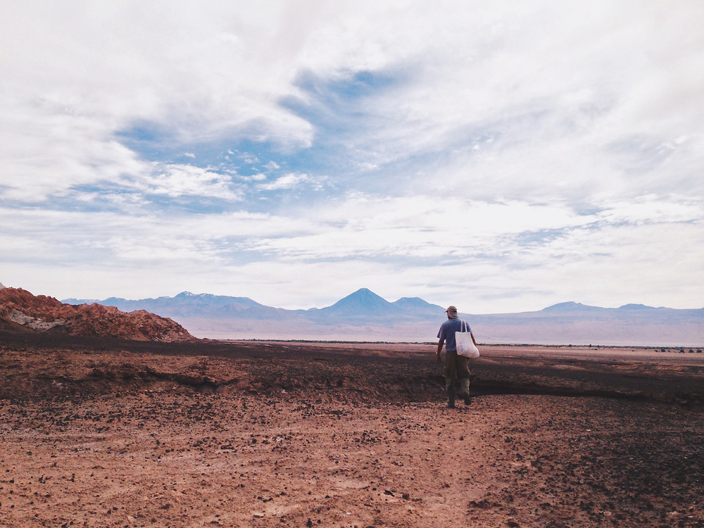Valle de la Luna, Atacama    | Austral Acessórios |