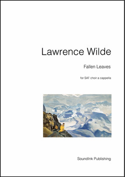 Fallen Leaves SAT Choir (Cover Page)