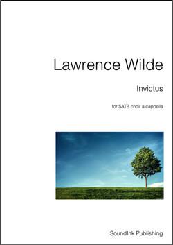 Invictus (Choral Score) Cover Page