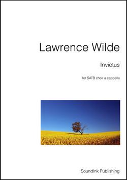 Invictus (Piano Reduction Score) Cover Page