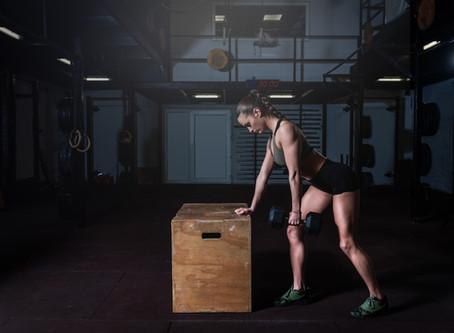 No pain wel gains.