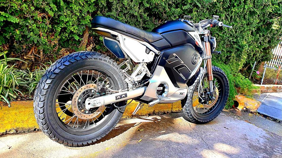 Super Soco TC MAX Customizada