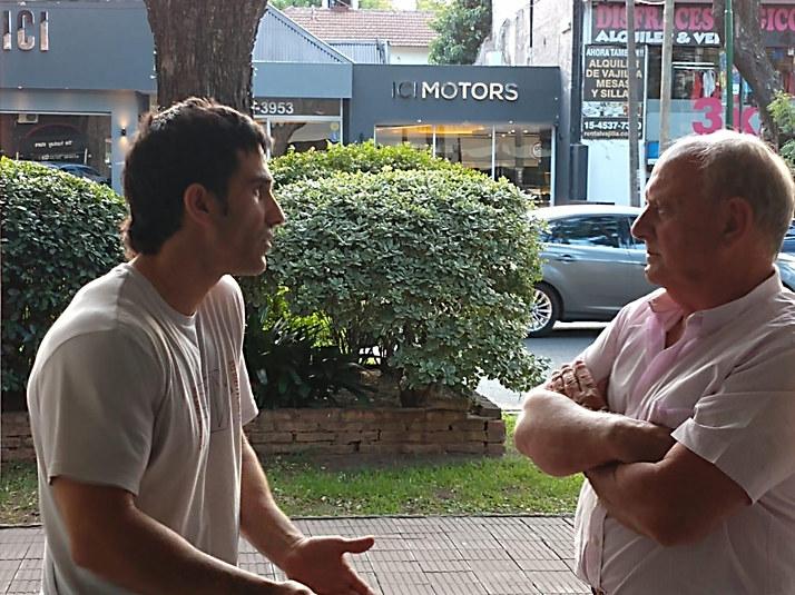 Charlando de movilidad eléctrica con Rubén Daray de A todo motor