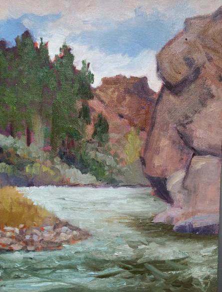 Carson River, Markleeville CA