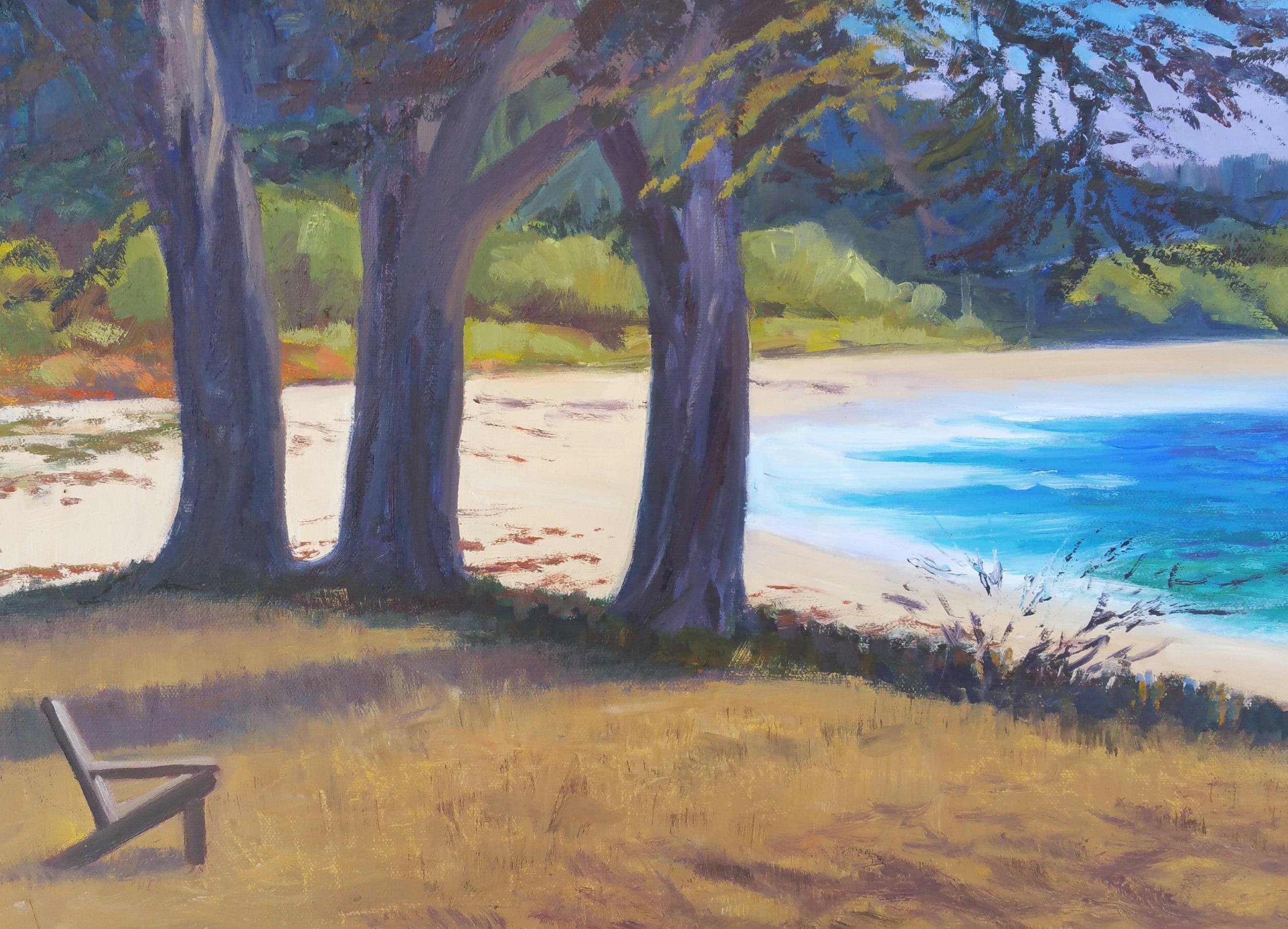 Monastery Beach, Carmel Highlands