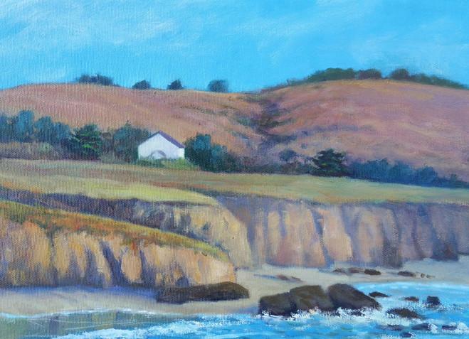 Autumn, Pescadero Cliffs