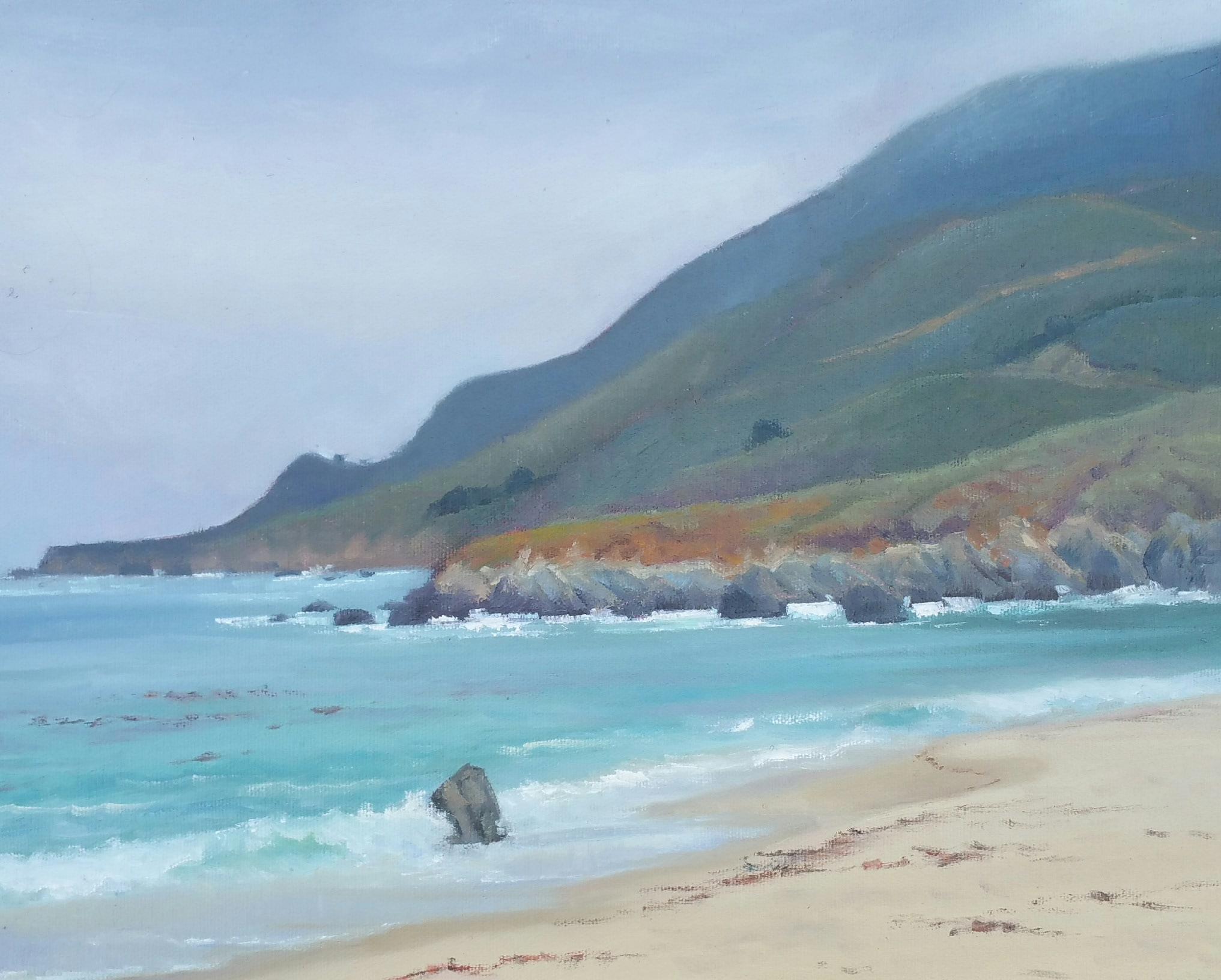 Soberanes Point from Garrapata Beach