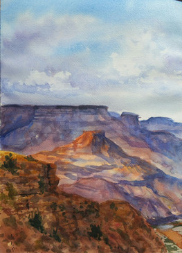 Afternoon, Grand Canyon