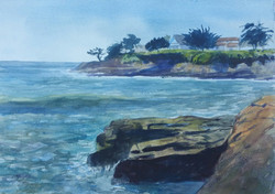 West Cliff Drive, Santa Cruz