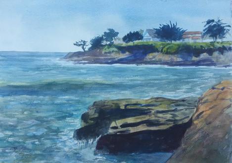 Black's Cove, Santa Cruz CA