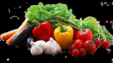 Doris Fresh Food - Assortment of freshly washed vegetables