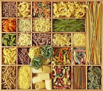 Doris Fresh Food - Pasta Samples