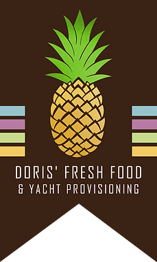 Doris Fresh Food Logo Banner