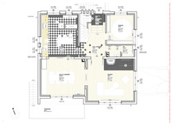 Ground Floor - Project | Scale 1:50 | Technical Design