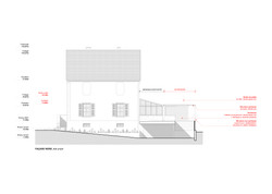 North Elevation - Project | Scale 1:100 | Planning Application