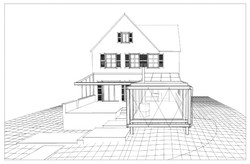 3D Digital Model   Concept Design   Extension