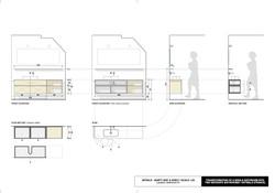 Furniture Details | Scale 1:25 | Technical Design