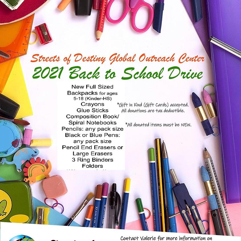 Virtual Back to School 2021