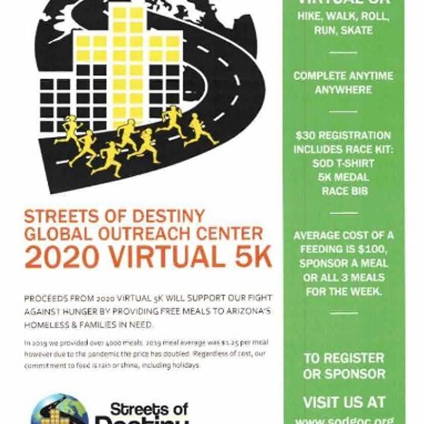 Virtual 5k  2020 (extended)