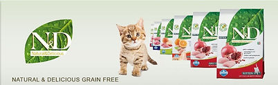 Farmina feline grain free selection 2 cr