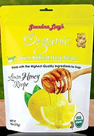 Grandma Lucys organci lemmon dog treat l